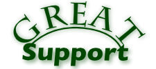 great-support-websites
